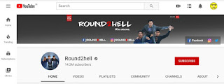 No.7 Youtube Channel of india