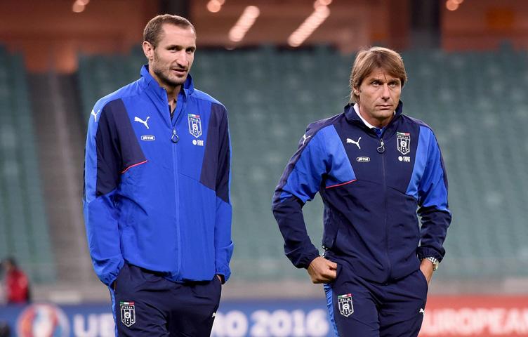 """Chiellini: """"Conte te vodi kao nitko drugi"""""""