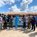 WHW Kembali Salurkan Hewan Kurban Idul Adha 1422 H, Berbagi Kebahagiaan Dimasa Pandemi Bersama Warga Kendawangan