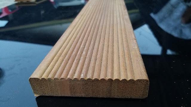 olahan decking kayu