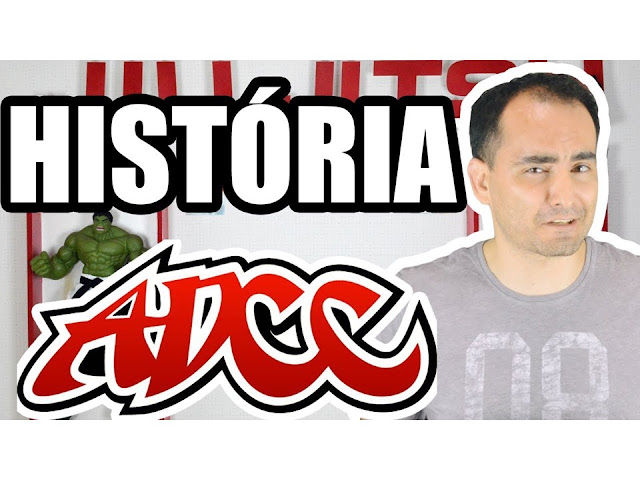 HISTÓRIA DO ADCC COMO SURGIU O ADCC
