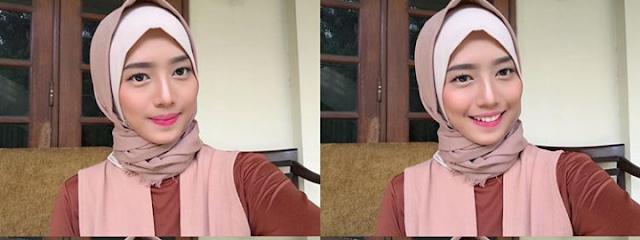 Dena JKT48 Keluar Hijab