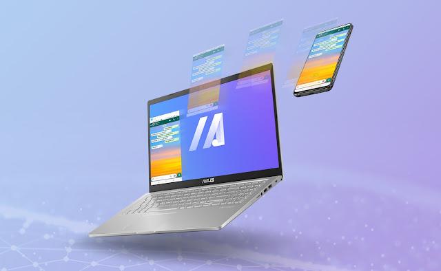 ASUS VivoBook 15 A516 harga