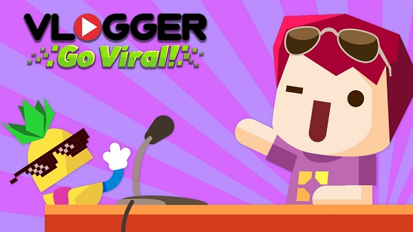 Download Vlogger Go Viral Clicker Android Apk Mod
