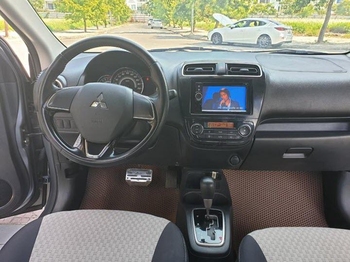 Xe cũ Mitsubishi Mirage mất giá hơn Kia Morning, Hyundai i10