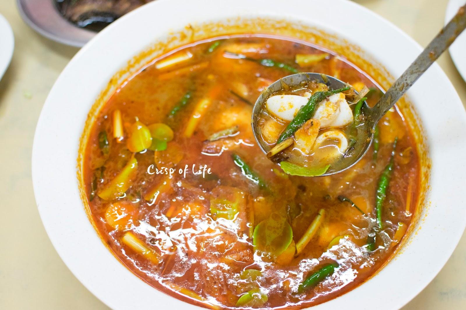 Ghee Seng Tom Yam & Seafood @ Weld Quay, Penang