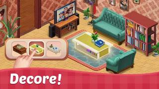 Home Memories é um jogo em casa com o match-3