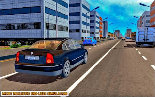 Games Crazy Car City Traffic Racing App