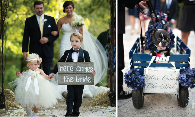 Wedding Trend Signs Of Love
