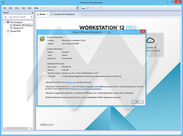 license key for vmware workstation 9.0 1