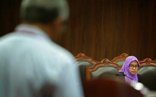 Masa jabatan hakim MK