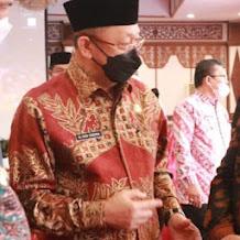 Hadiri Rakor Bersama Ketua KPK RI, Bupati : Rakor Sebagai Pedoman Menciptakan Pemerintahan Yang Bersih