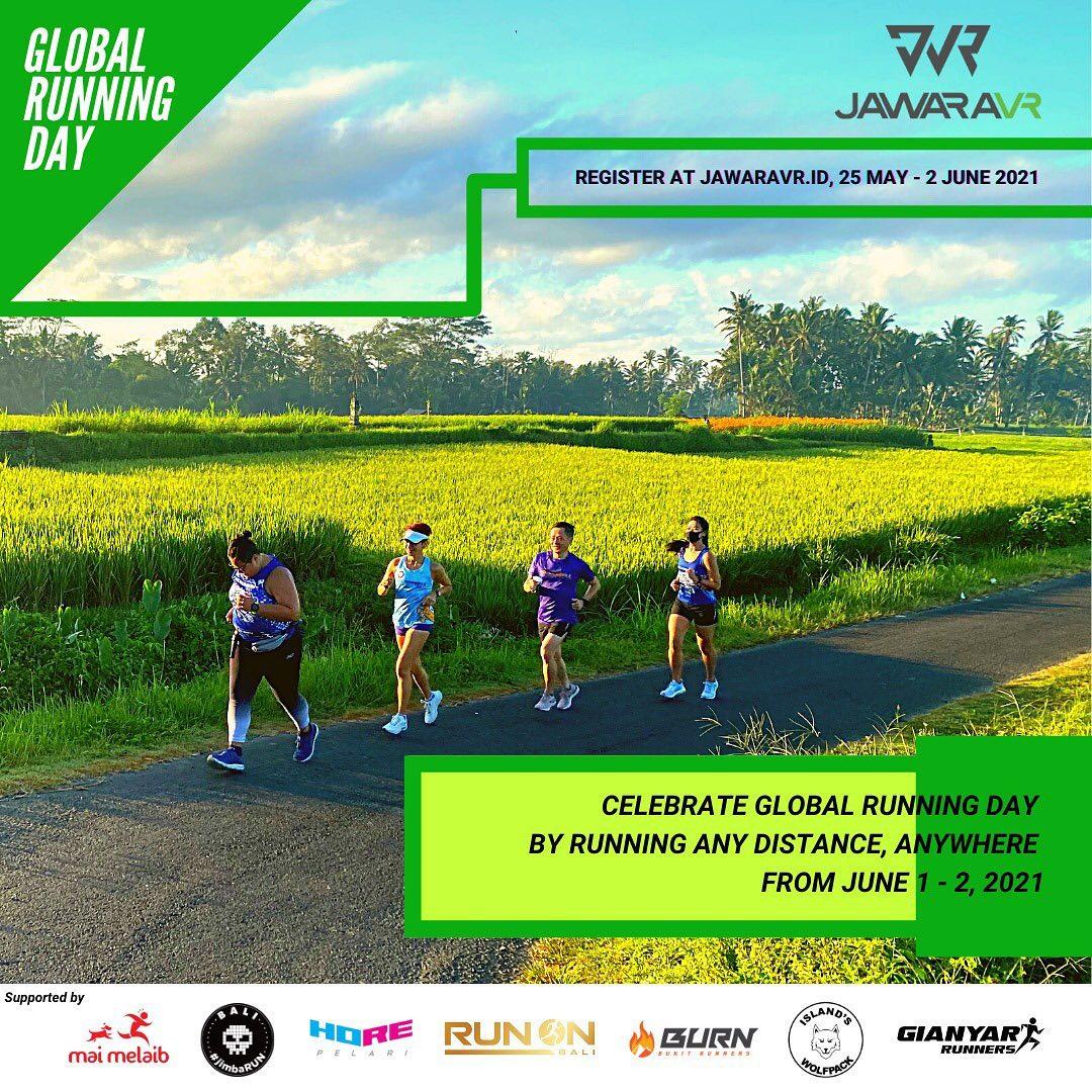 Global Running Day • 2021