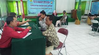 Razia KTR, Pol PP Kota Cirebon Tangkap Sejumlah Pelanggar