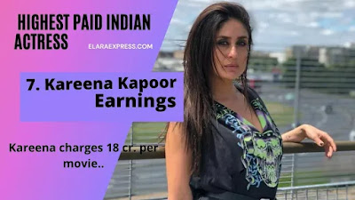 Kareena Kapoor Earnings Per Months