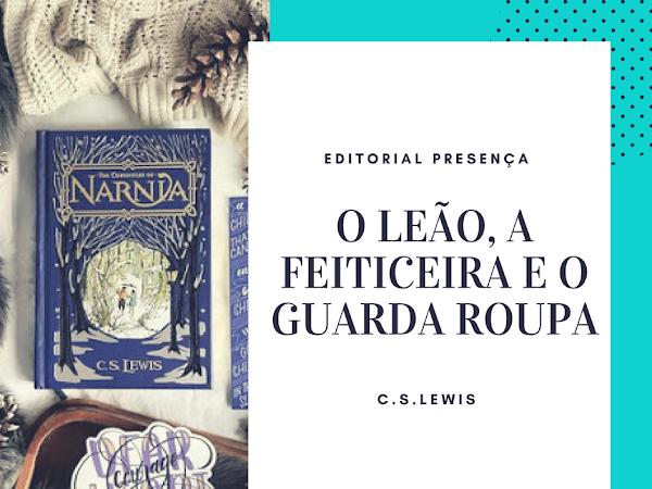 | Review | O Leão, a Feiticeira e o Guarda-Roupa de C.S.Lewis