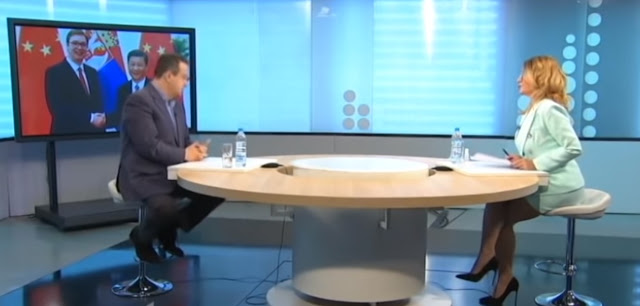 Dacic says There is no dialogue with Kosovo without removing reciprocity measures