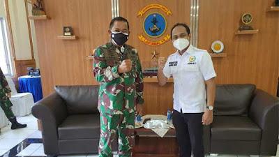 Ketua Komite I DPD RI: Sudah Saatnya Komando Daerah Maritim Ada di NTT