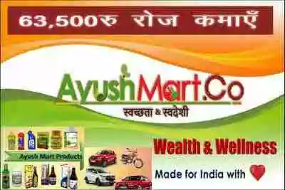 Ayush mart business image
