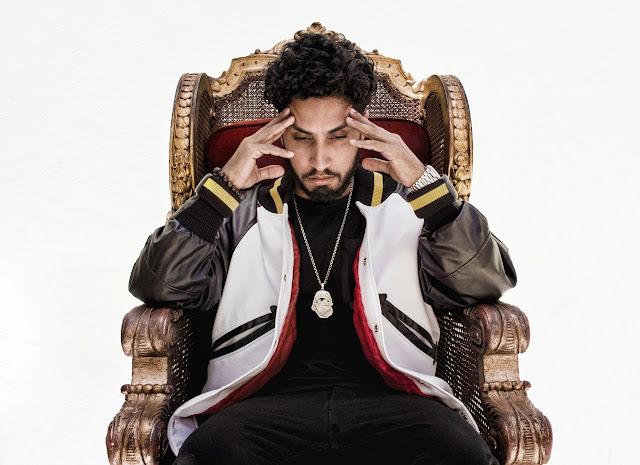 Rashid apresenta novo álbum no Sesc Belenzinho - 27/7