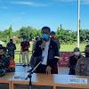Bupati Takalar, Apresiasi Vaksinasi Massal Menyambut HUT Bhayangkara Ke-75