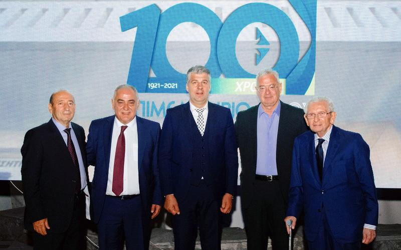 Επετειακή εκδήλωση για τα 100 χρόνια λειτουργίας του Επιμελητηρίου Έβρου