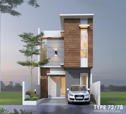 casa andara residence hunian dekat mrt fatmawati