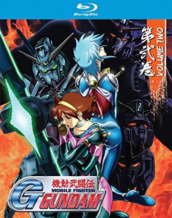 Cuộc Chiến Gundam- Mobile Fighter G Gundam - Hoạt Hình Mobile Fighter G Gundam VietSub