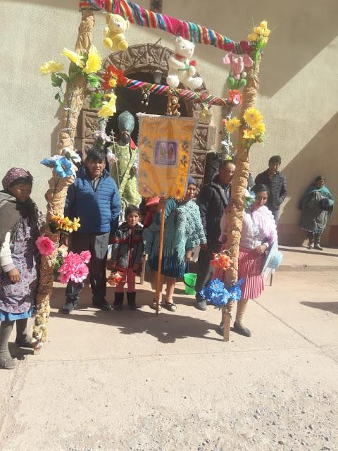 Das Patronatsfest San Pedro e San Pablo am 29. Juni 2019