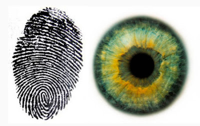 ¿huella dactilar o reconocimiento ocular?