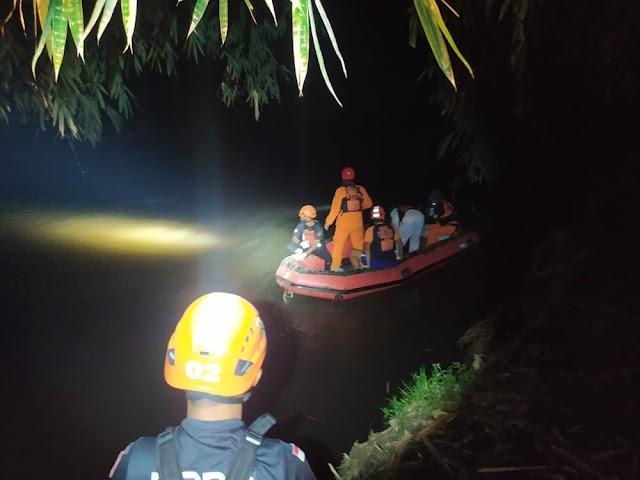 Bocah 8 Tahun Hilang Tenggelam di Sungai Bondoyudo Berhasil Ditemukan