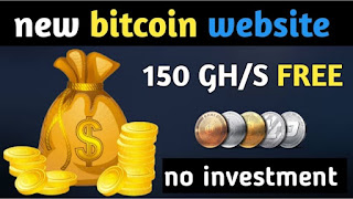 Free Bitcoin cloud mining site 2020 sing up Bonus 111GH power
