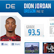 First Surprise of the Night- Miami Selects Dion Jordan, a Defensive End