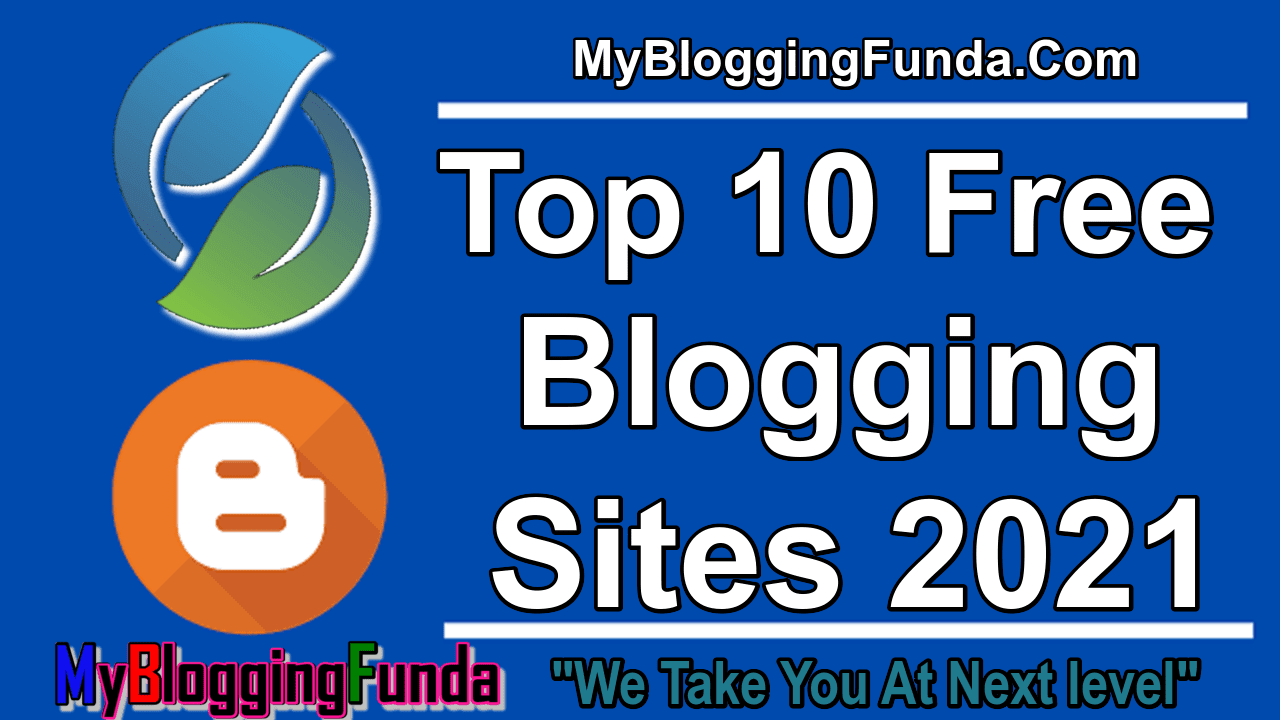 Blogging Sites For Beginners
