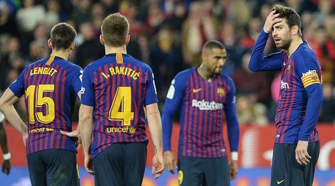 """Top """"bom tấn"""" La Liga sắp """"nổ"""": Barca đón SAO Brazil và người thừa MU?"""