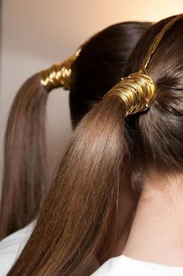 25 Sugestões de penteados super fáceis e charmosos para o Carnaval