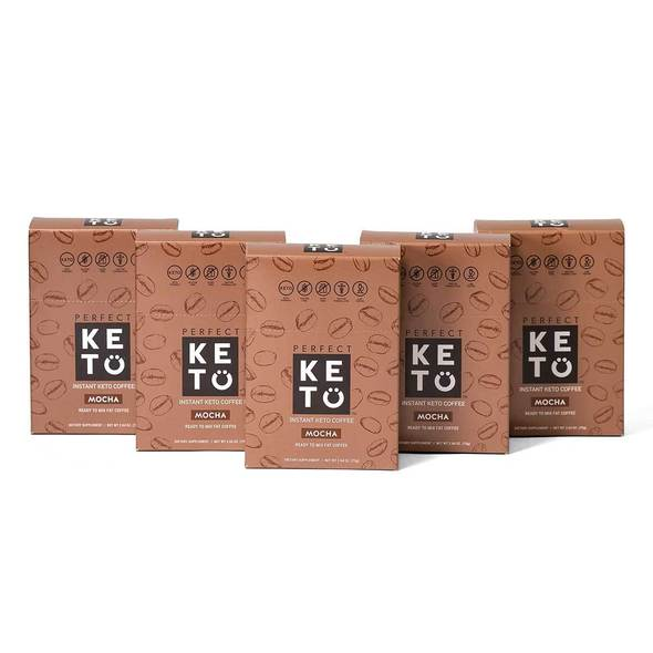 Instant Keto Coffee - 25-pack