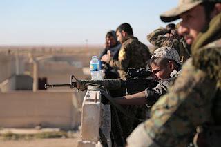 Pemberontak Suriah Tolak Gencatan Senjata Karena Militer Suriah Kerap Langgar Perjanjian - Commando