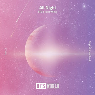 [Single] BTS, Juice WRLD - All Night (BTS WORLD OST Part.3) (MP3) full zip rar 320kbps