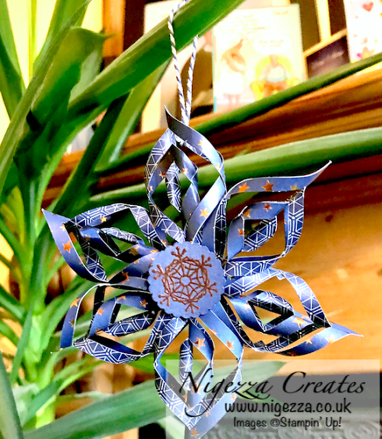 Nigezza Creates with Stampin' Up! & Brightly Gleaming