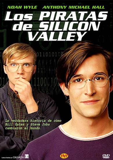 Piratas de Silicon Valley DVDRip Español Latino 1 Link Steve Jobs