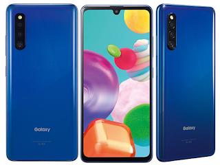 مواصفات سامسونج جالاكسي Samsung Galaxy A41  موبايل/جوال/تليفون سامسونج جالاكسي Samsung Galaxy A41
