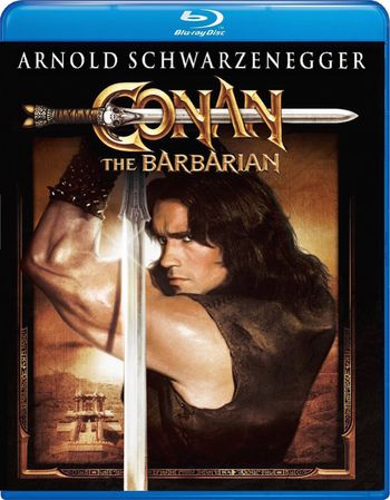 Conan the Barbarian 1982 BluRay 400MB Dual Audio In Hindi 480p