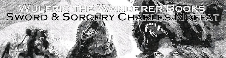 The Wulfric the Wanderer Series
