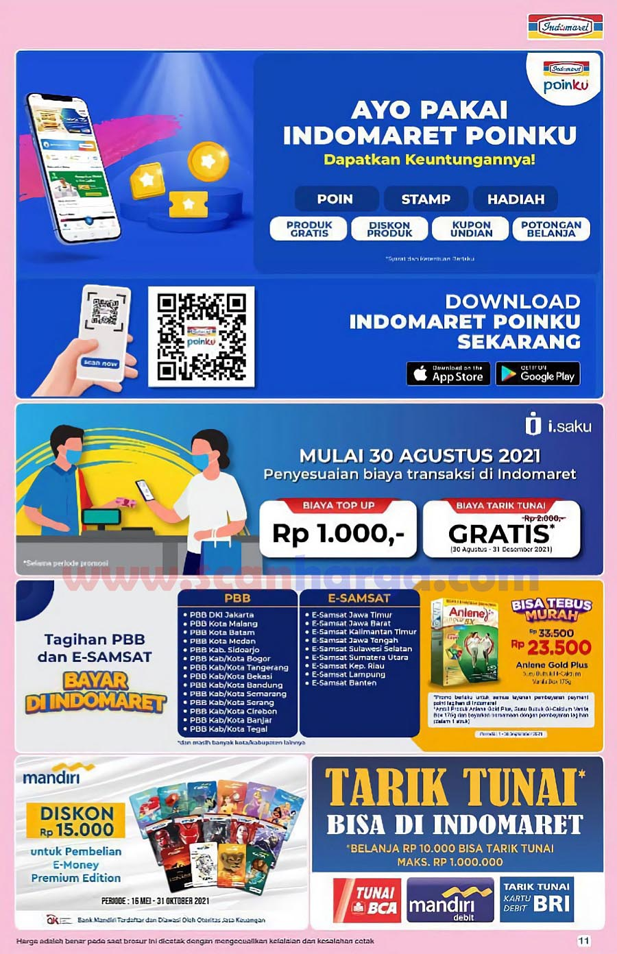 Katalog Indomaret Promo Terbaru 15 - 21 September 2021 11