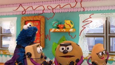 Sesame Street Smart Cookies All Adventures