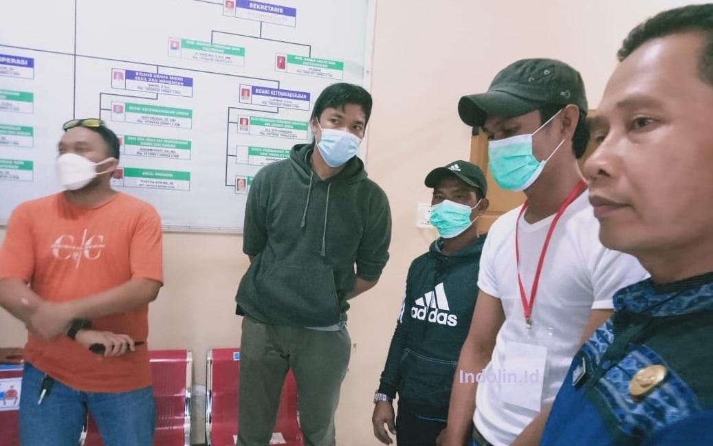 Malaysia Deportasi 3 TKI, Pemkab Sinjai Jemput di Pelabuhan Nusantara Parepare