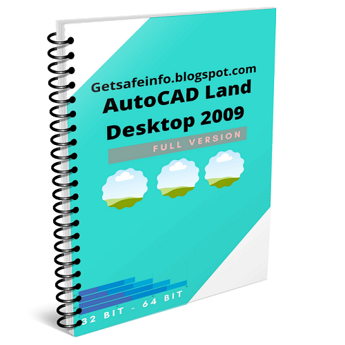 AutoCAD Land Desktop 2009 Free Download Full Version (Zip