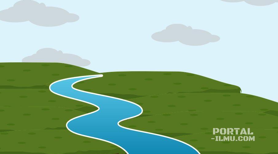 Daftar Lengkap 333 Sungai di Indonesia dan 10 Sungai Terpanjang diIndonesia