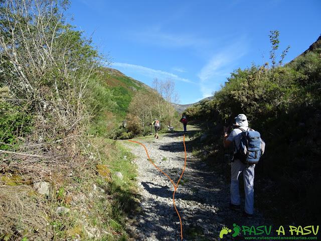 Ruta al Mustallar: Desvío al Camino de Piornedo